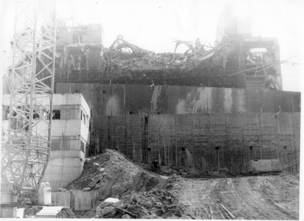 Chernobyl Right After the Explosion: Photos and Facts