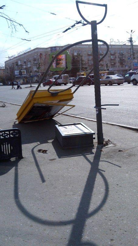 Stronger Winds in Omsk