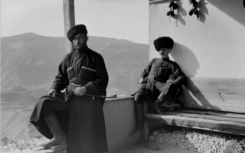 Dagestani People of 1933
