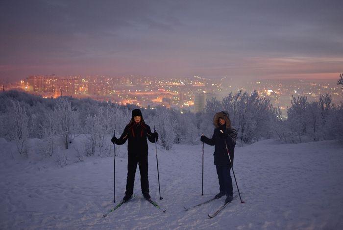 Polar Nights in Murmansk 2016