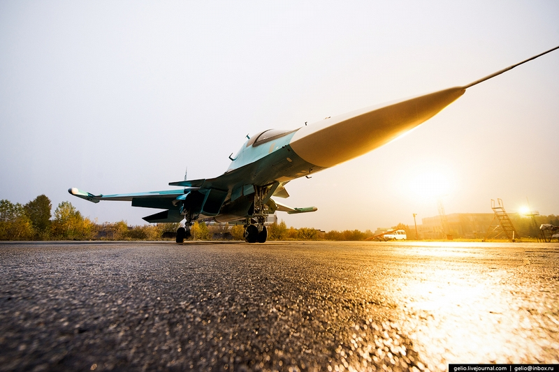 Straight From the Factory Russian SU-34 Yet More Photos from How Are They Being Built