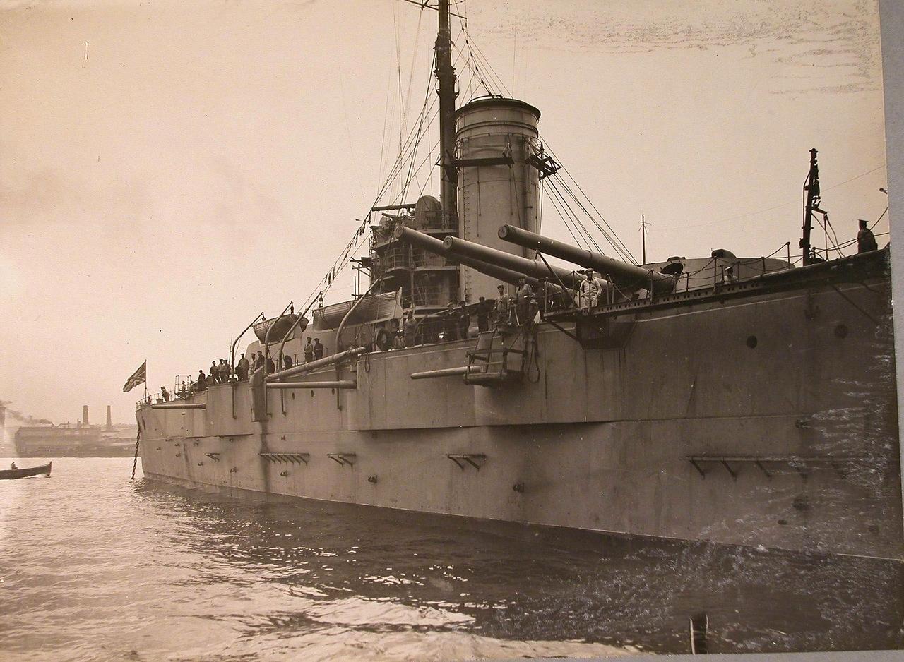 Russian battleship gangut of 1911