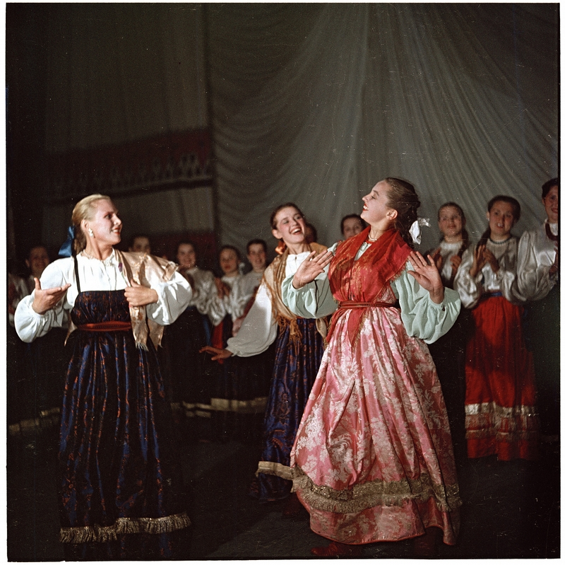 Russian Dramatic Theater in 1958