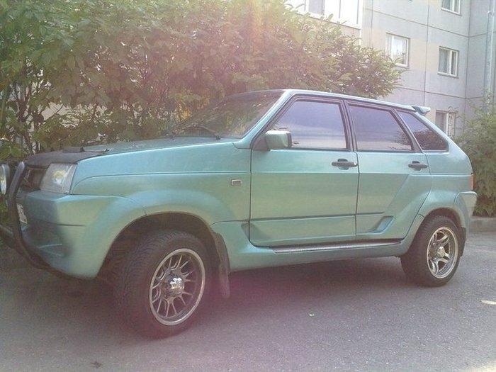 Rusyada yakıt tüketimi bakımından en ekonomik SUV