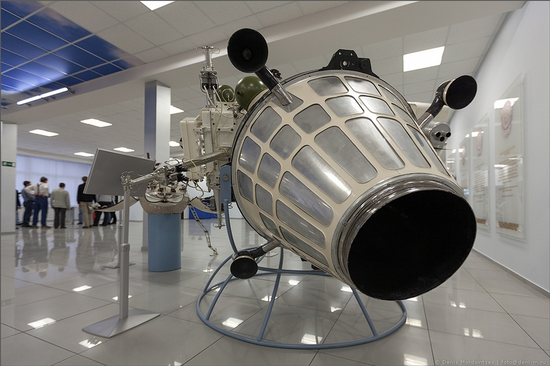 Soviet Lunokhod, Venus spaceship, Gagarin landing module and many more!