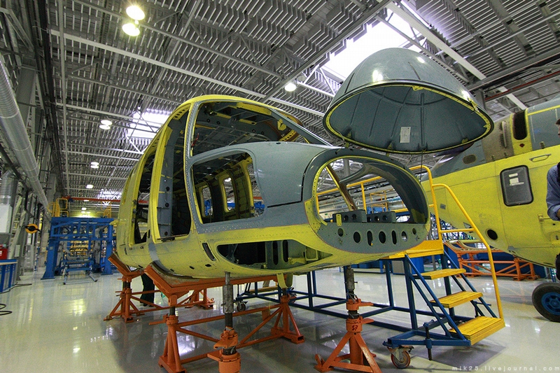 Kazan Helicopter Factory