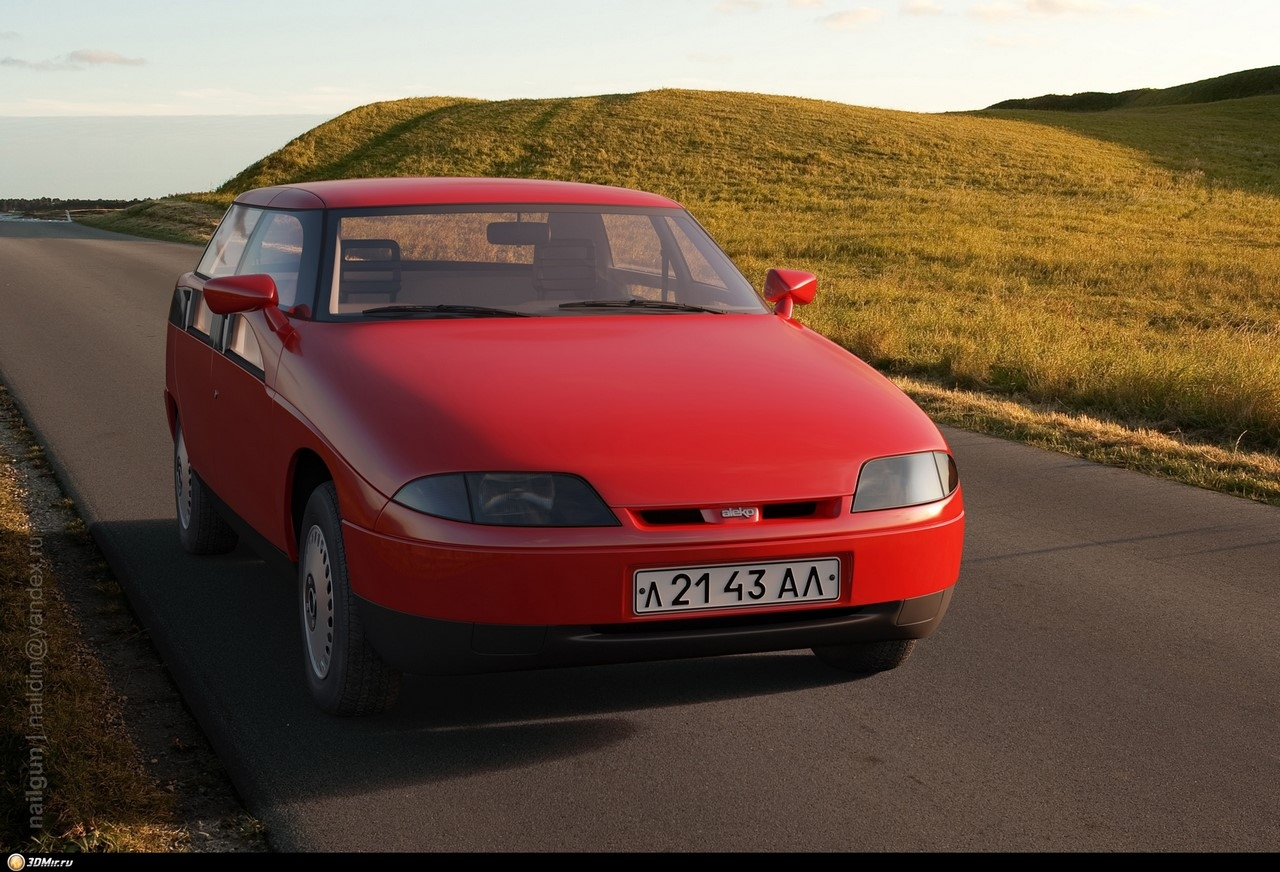 One Weird Soviet Car English Russia