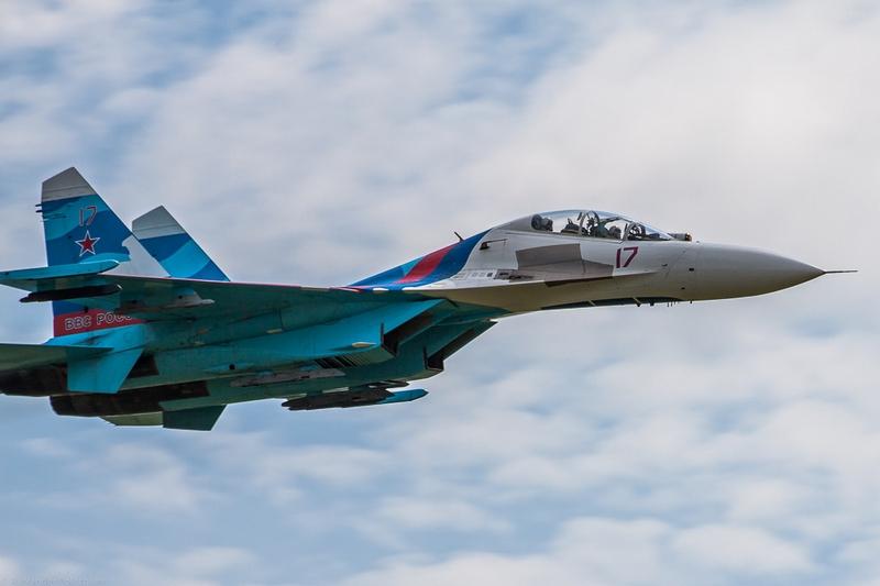 Russian Air Show Mochishe 2015