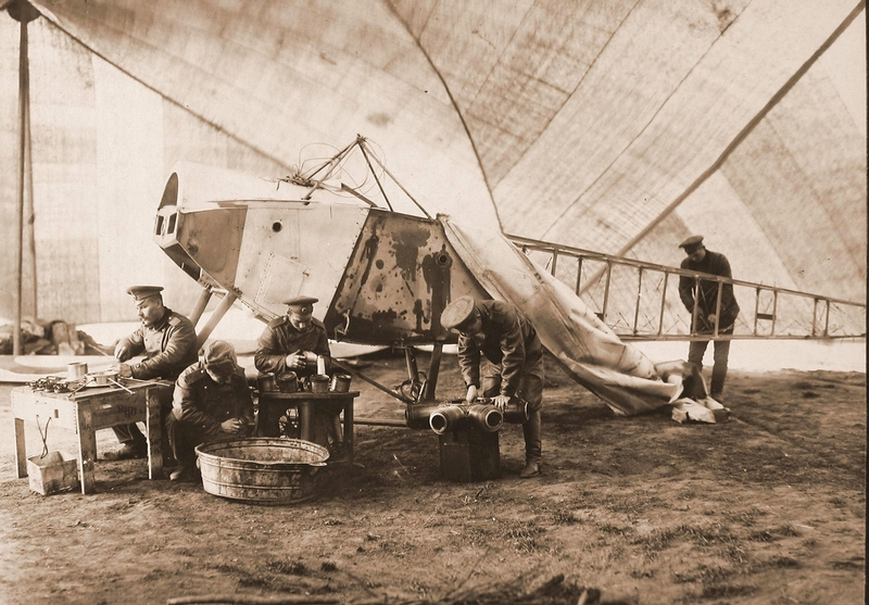 Russian Airforce of 1915