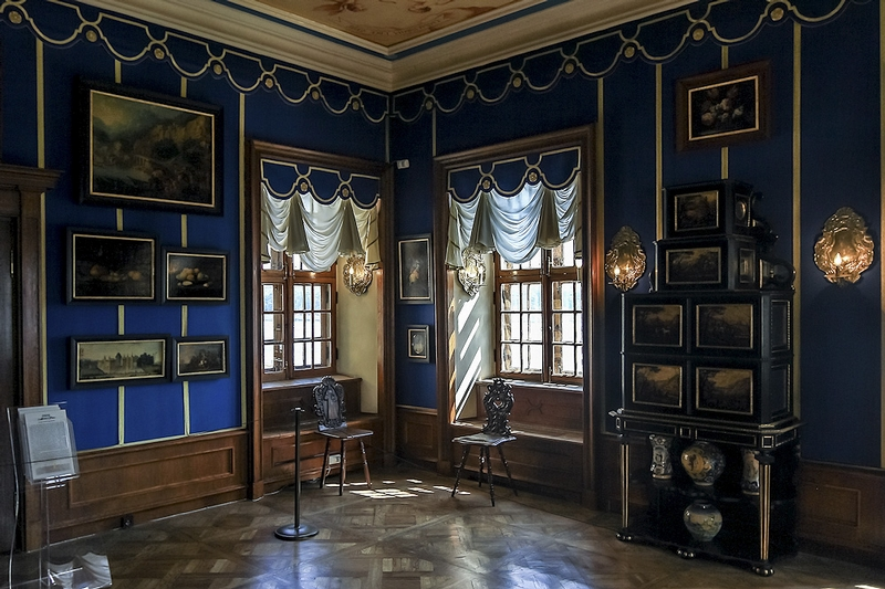 Palace of Peter the Great's Greatest Friend