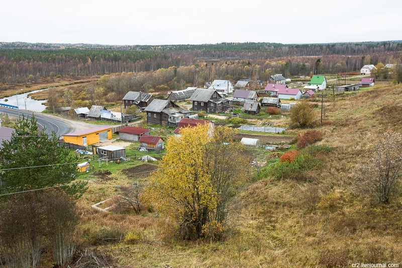 Ancient Wooden Churches of Karelia Land