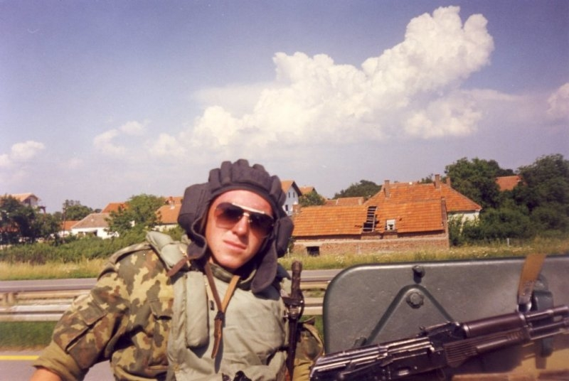 Russian Army in Serbia, 1999