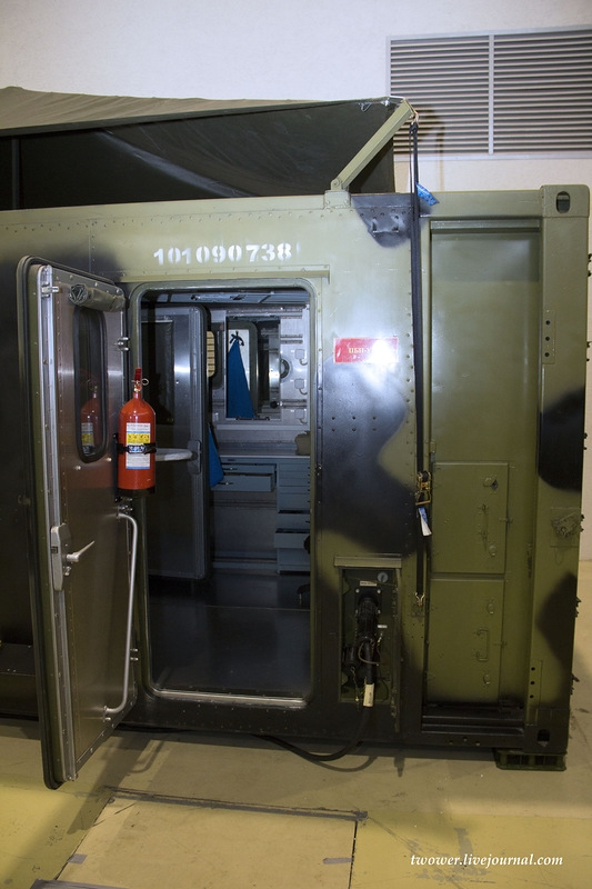 Russian Army Mobile Laundry
