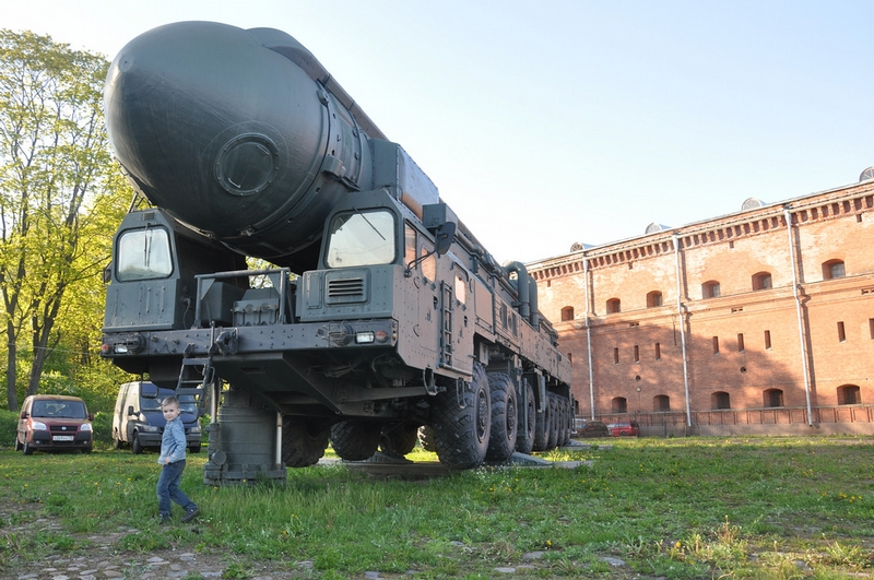 Three Centuries of Russian Artillery in Four Photos