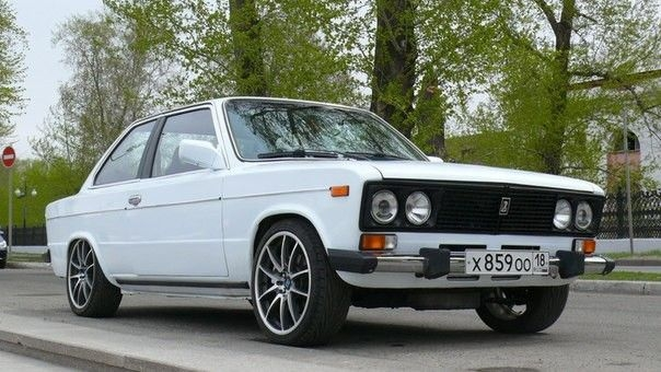 Russian BMW and Lada Mash Up