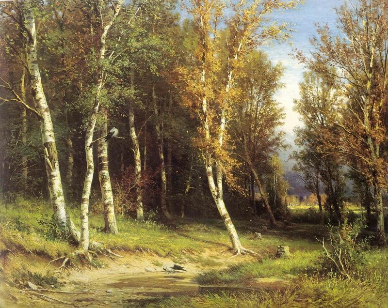 Russian Brilliant Artist Shishkin
