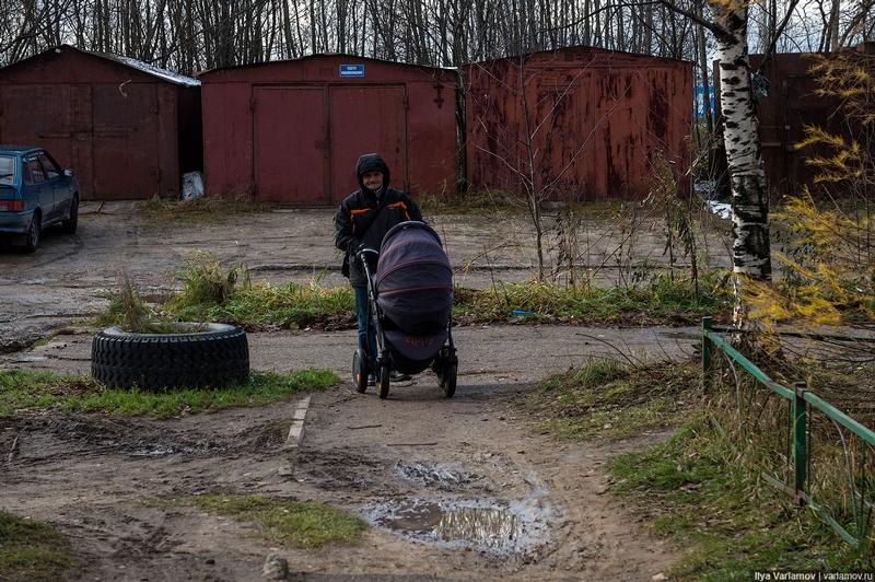 Depressing Russian City of Syktyvkar
