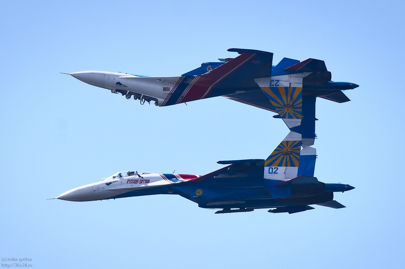 Selection of Awesome Russian Jets from 2015