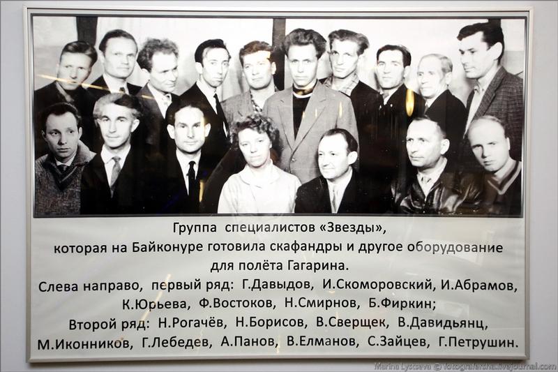 Russian cosmonaut Gagarin helmet mystery