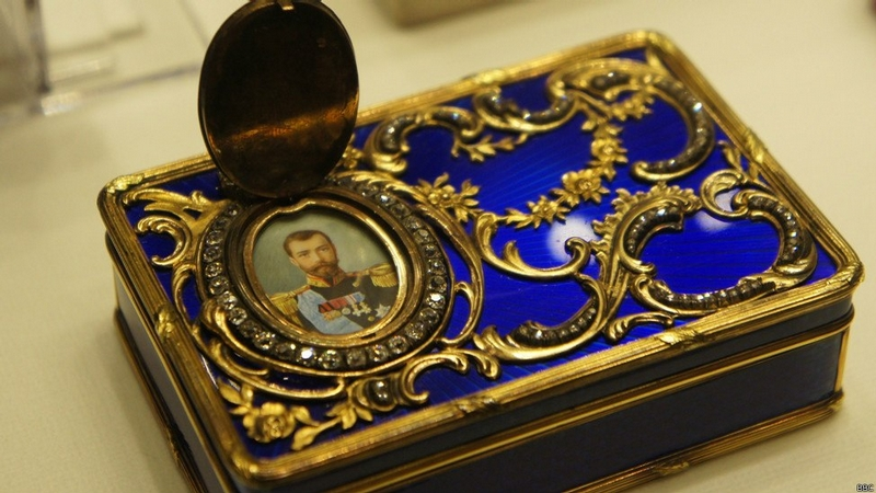 Russian Emperors Faberge Collection