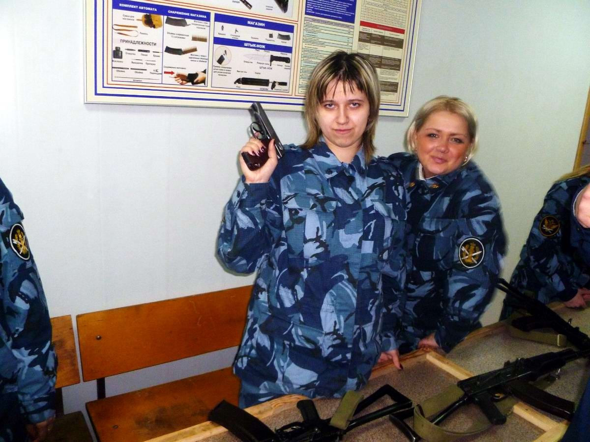 Why in the Russian prison it is impossible to say a word thanks