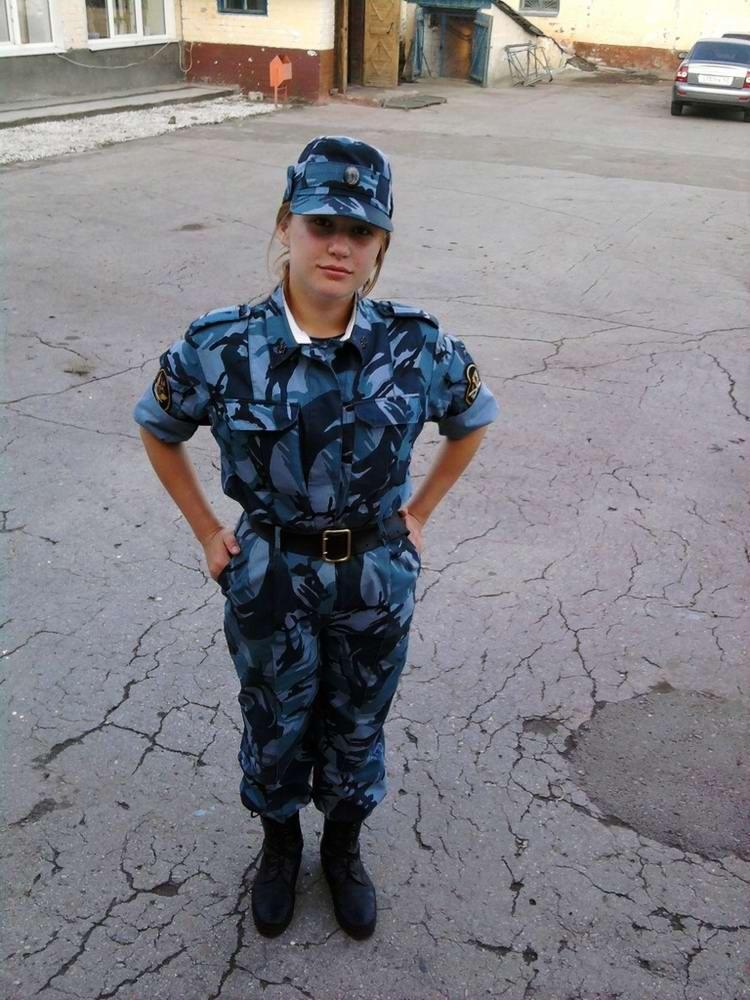 russian female - 2