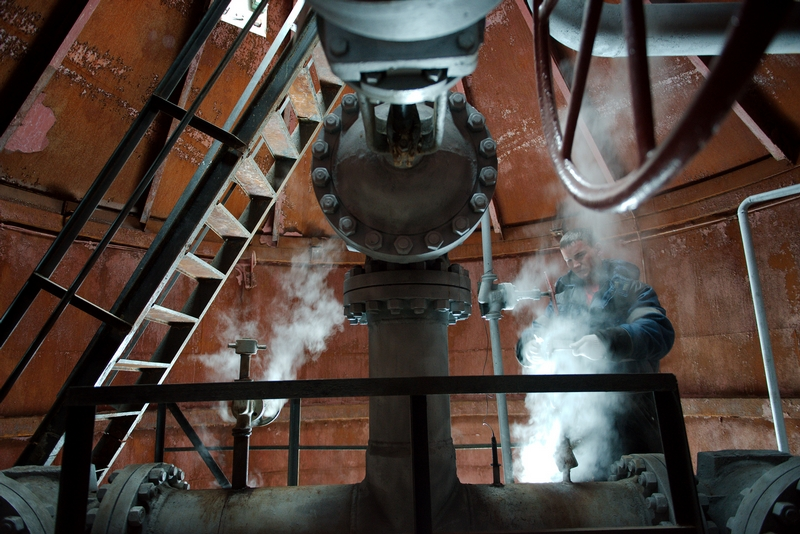 Russian Geothermal Power Stations