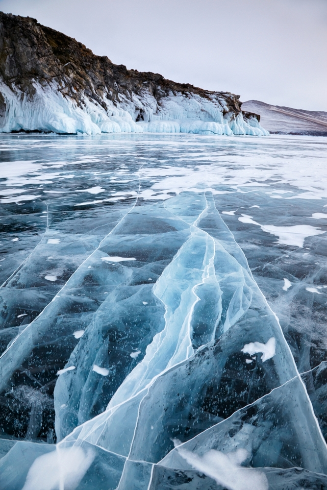 Russian Lake Baikal in Winter AGAIN