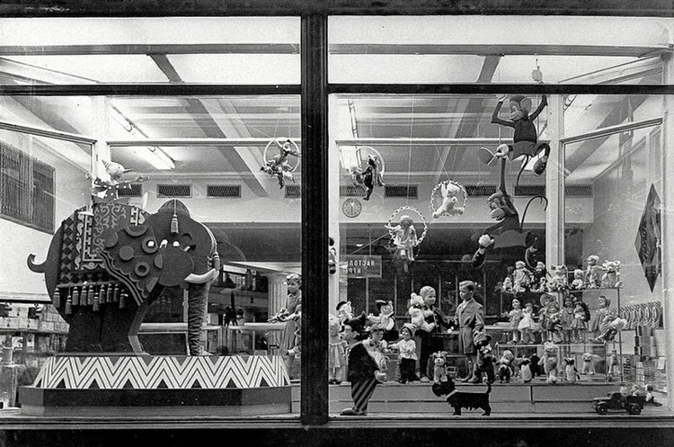 Largest Soviet Toy Store