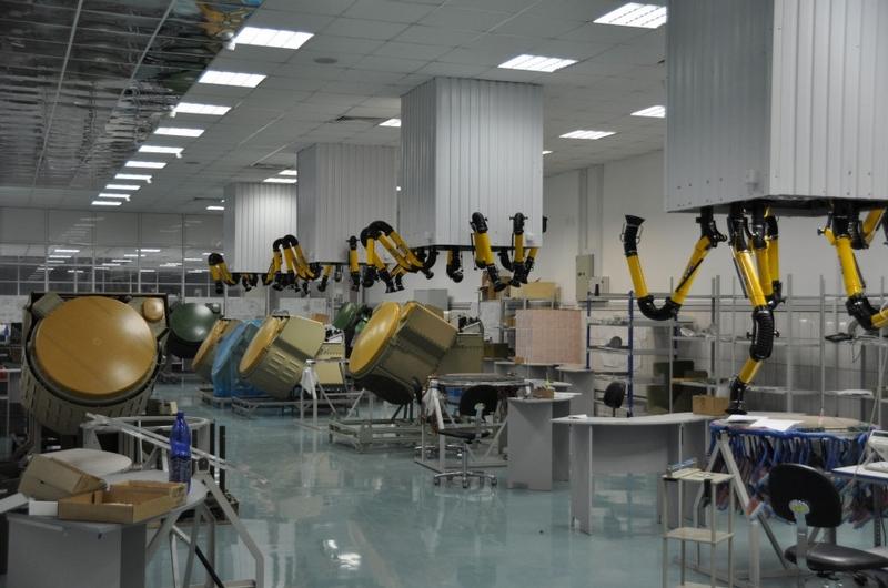 Sheglovski Val Military Factory