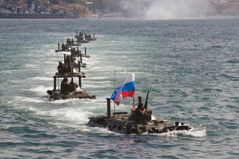 Navy Day in Sevastopol