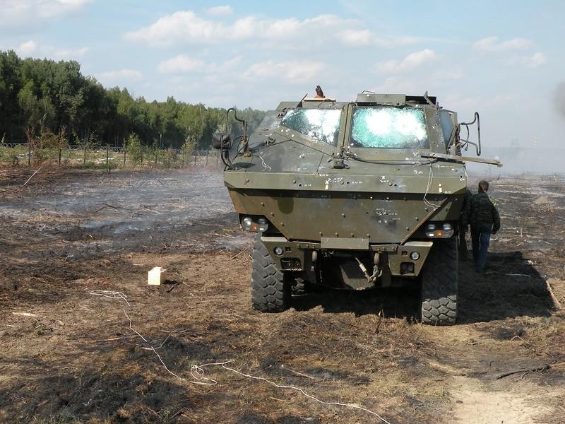Kamaz 63969 Armored Vehicle