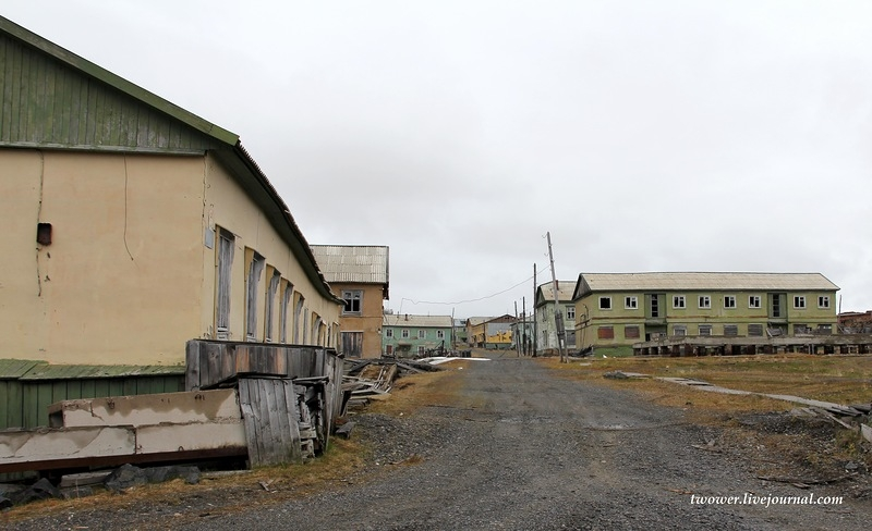 Trip to Russian Northern Most Town Dixon