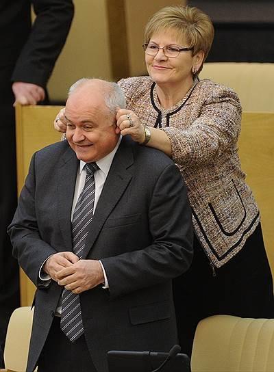Russian Parliament - Duma in Photos