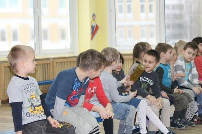 Preschool  Kids Weapons Education