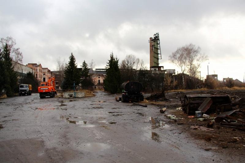 Surviving Town Karl Libnecht