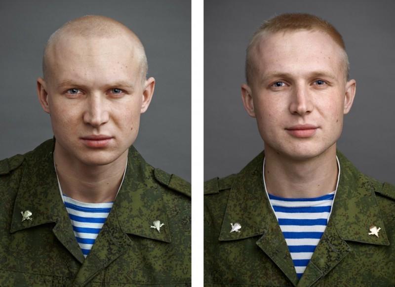 A Russian photographer Yuri  Russian