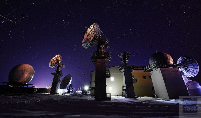 Eyes and Ears of Vostochny Spaceport