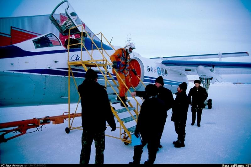 The Soviet Stratospheric Planes
