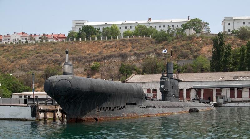 подводная лодка пр 640