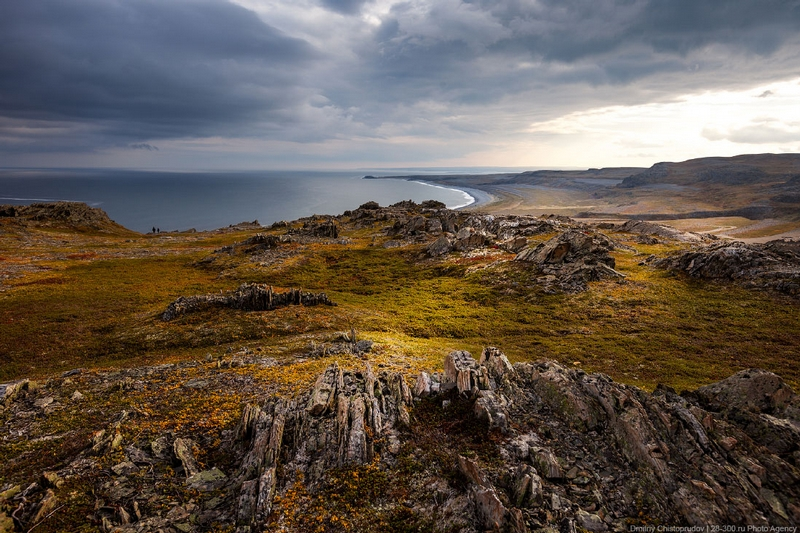 Trip to Rybachij Peninsula  the Northernmost Part of Western Russia
