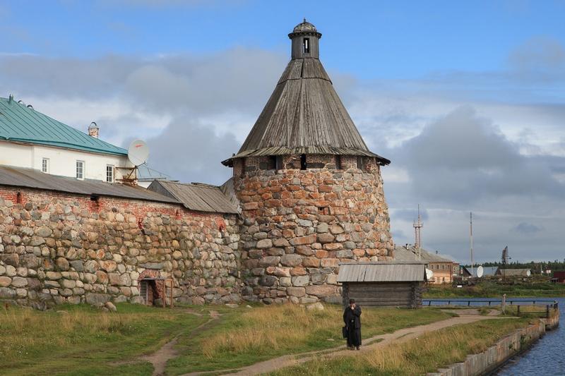 Trip to Solovetsky Islands