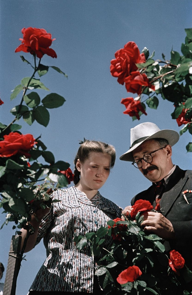 Soviet People Ten Years after the War