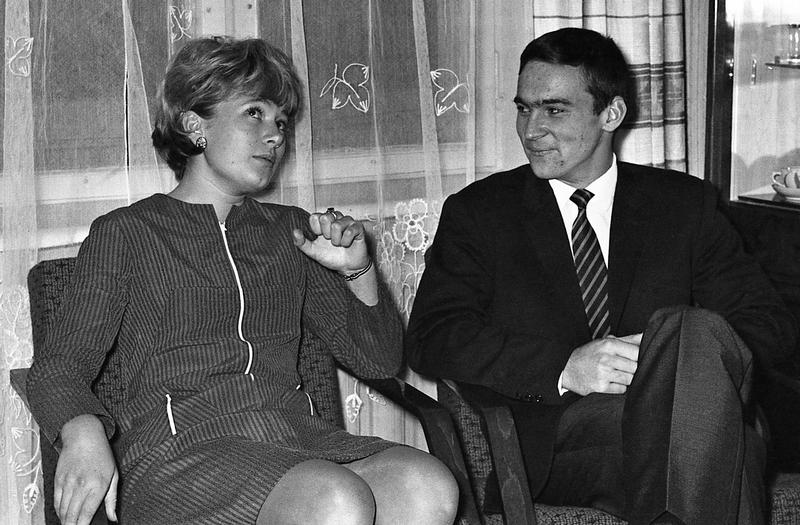 Soviet Student Party 1967