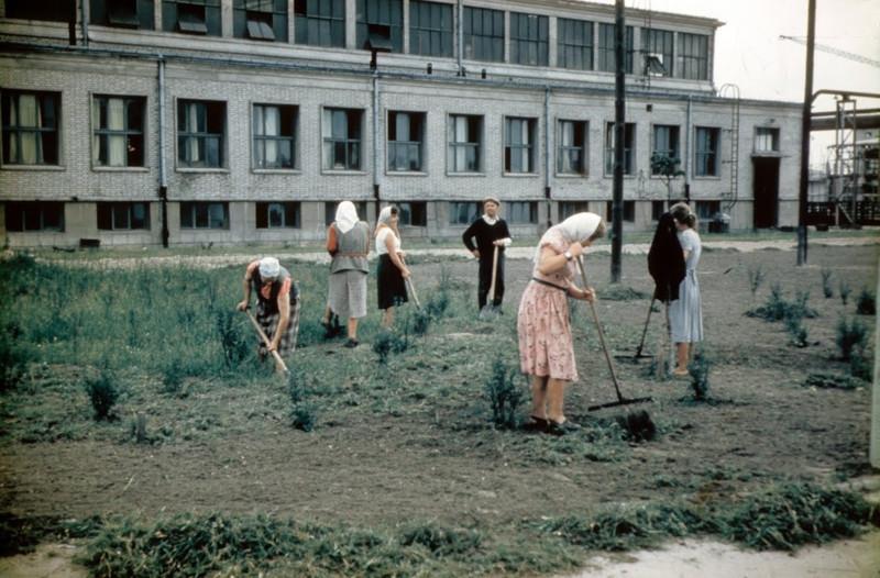 Color Photos of Kiev in 1958