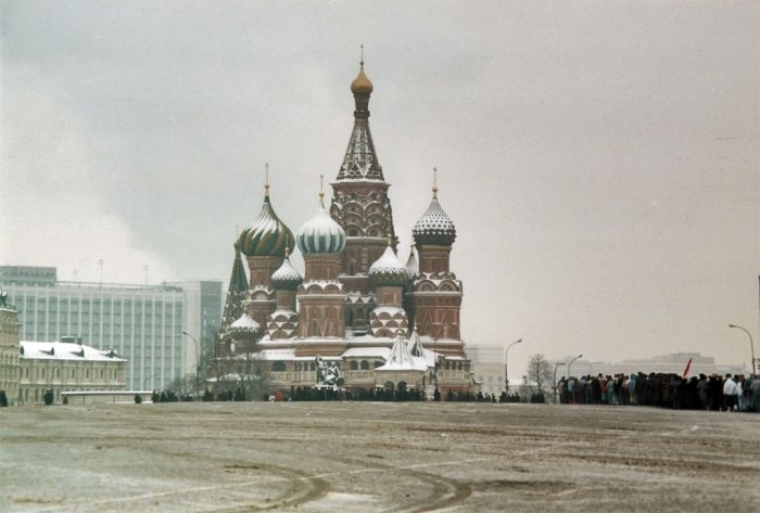 Soviet People