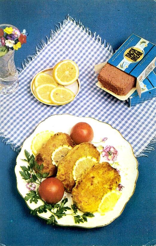 Soviet Cuisine