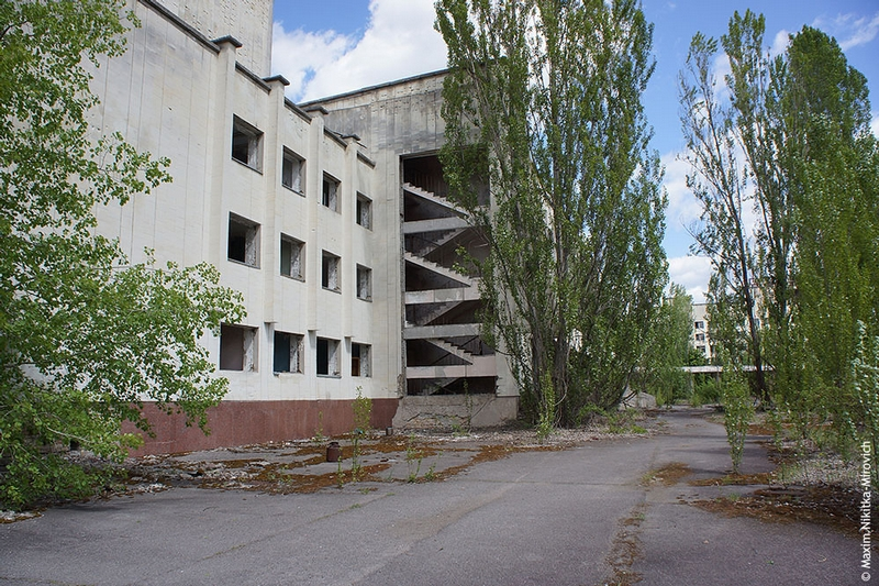 How Bad City of Pripyat is Today?