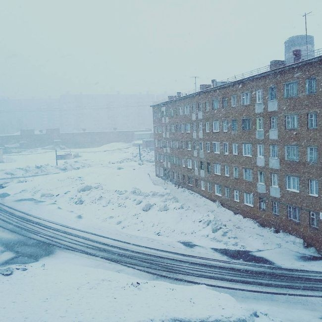 It Is Almost Summer in Norilsk