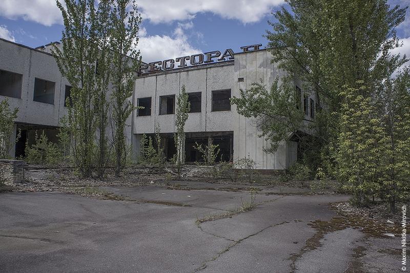 Taking a Trip Back in Time to Pripyat 1985